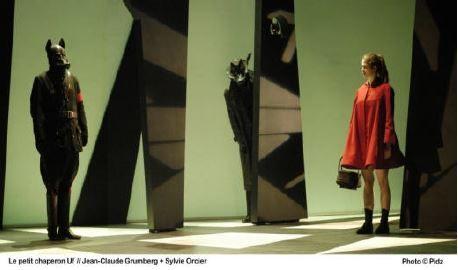 Théâtre en Dracénie, Le petit chaperon Uf