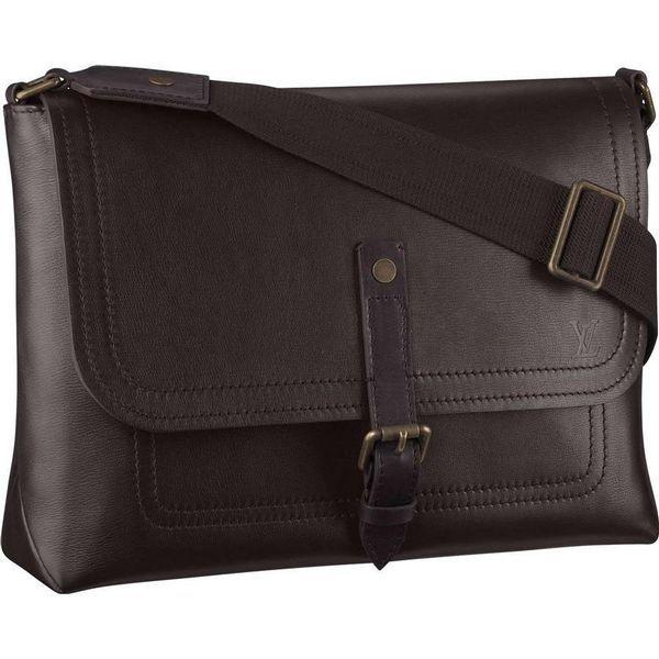 923a1c44284 Men Louis Vuitton Utah Leather Omaha Coffee M92994 | Cheap Louis ...