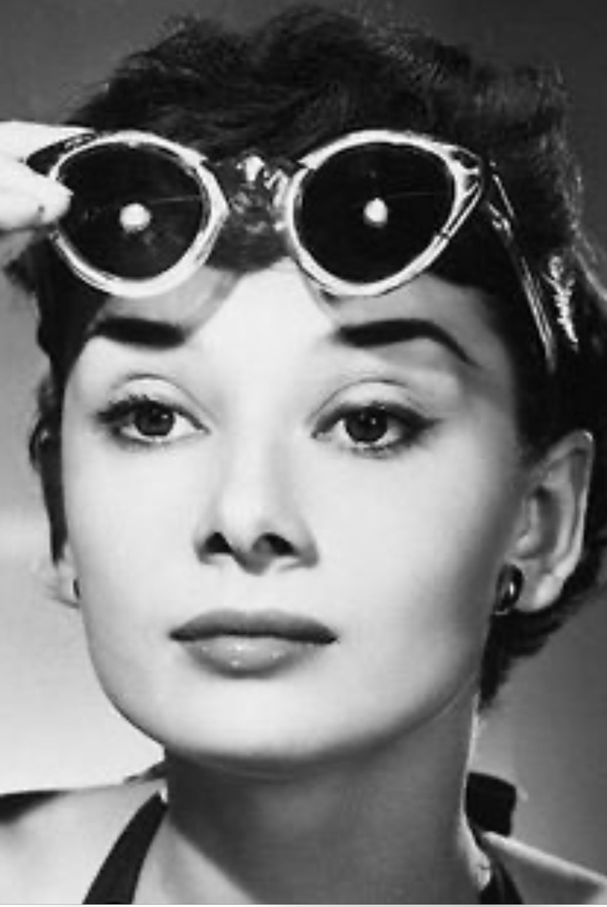Audrey Hepburn May Not Have Invented The Cat Eye Look But