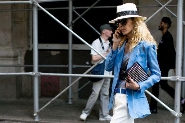 New York Fashion Week Spring 2014 Attendees
