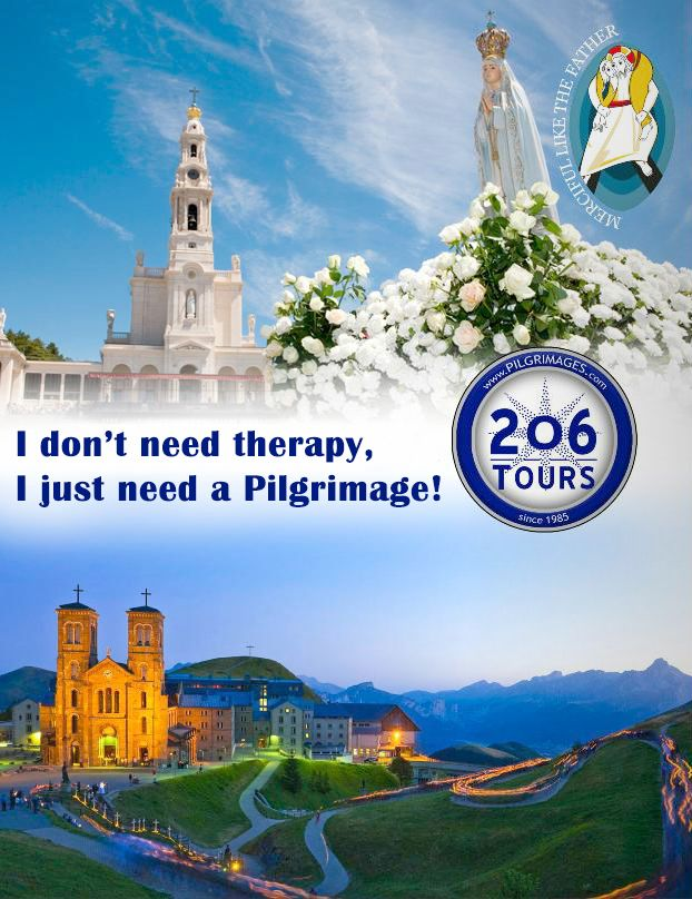 Catholic Pilgrimages & Spiritual Journeys with 206 Tours ...