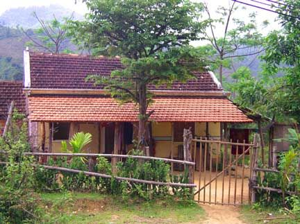 home designing house design example of khmer house in the countryside - Countryside Home Design