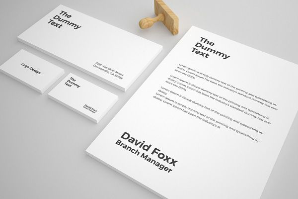 Free Stationary Mockup Psd Template Freebies Graphic Design Junction Free Stationery Stationery Mockup Stationary Mockup