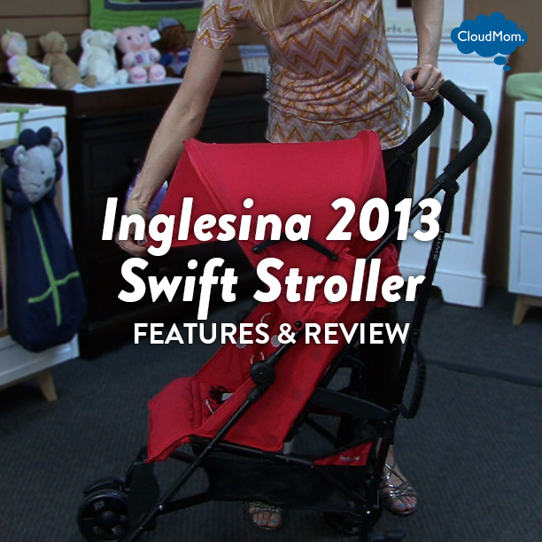 Features and Review of the Inglesina 2013 Swift Stroller