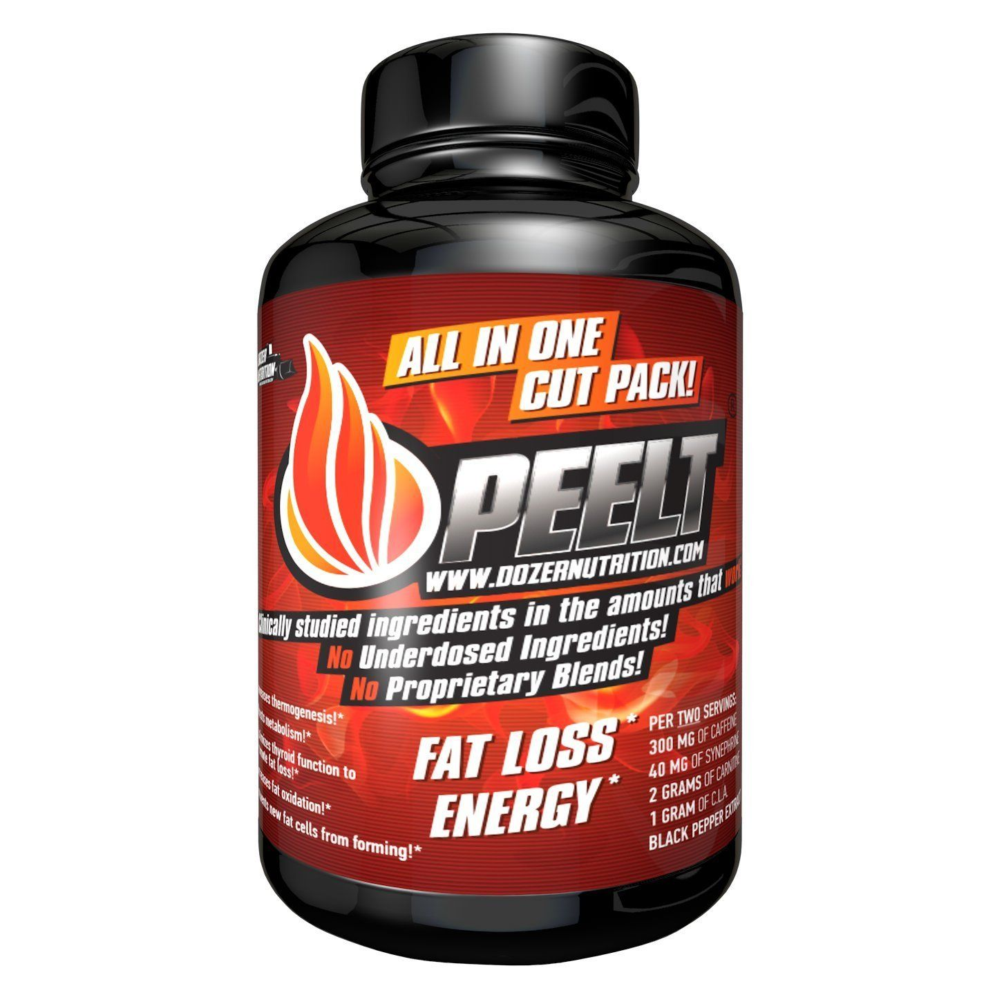 Safest Fat Burning Supplements