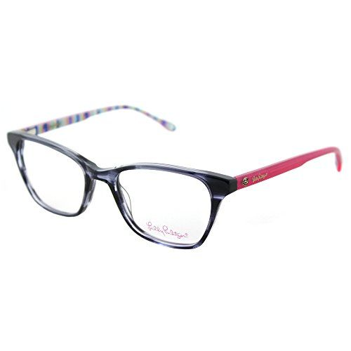 eb1affa04b1 Sydney NV Navy Plastic Rectangle Eyeglasses 49mm