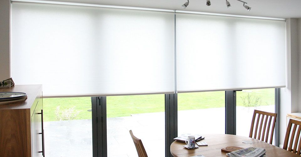 bifold door blinds | For the Home | Pinterest | Doors, Window and ...