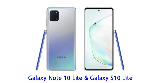 Galaxy Note 10 Lite و Galaxy S10 Lite سيدعمان القلم الإلكتروني S Pen Galaxy Galaxy Note 10 Galaxy Note