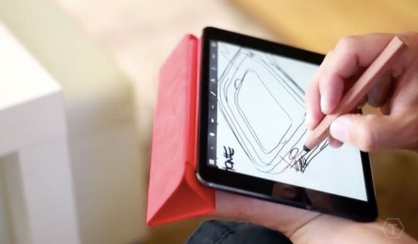 Timbrr A Cedar Amp Copper Stylus For Your Smart Device By Dominic Peralta Amp Jon Corpuz Mit Bildern