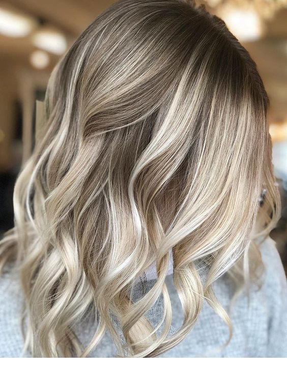 The Obvious Sandy Blondes For 2019 Long Hair Styles Sandy Blonde Hair Styles