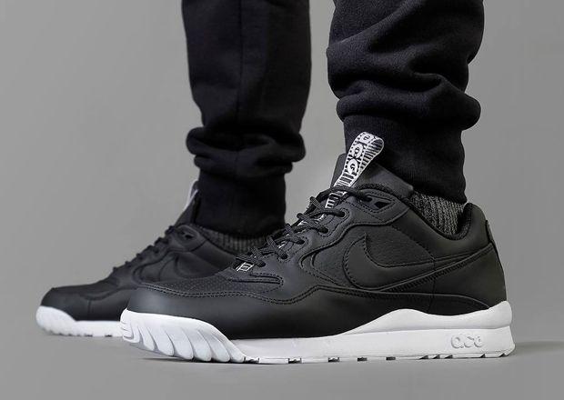 size 40 181df 5a302 Nike Air Wildwood ACG Premium - Black - White - SneakerNews.com