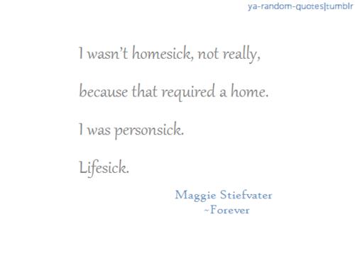 Maggie Steifvater - Forever