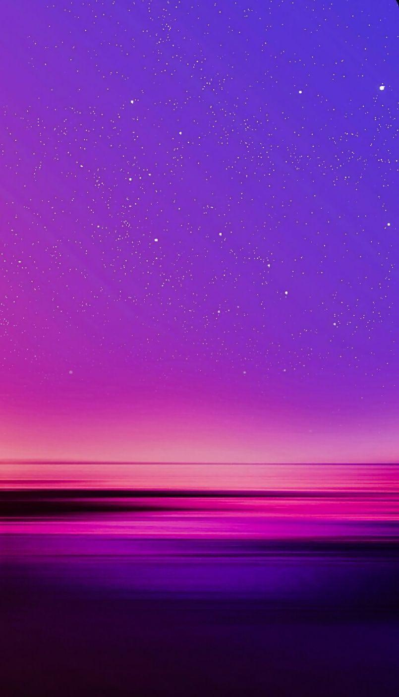 7 Aestetisk Wallpapers Til Telefonen Purple Galaxy Wallpaper Purple Sky Wallpaper Galaxy Wallpaper