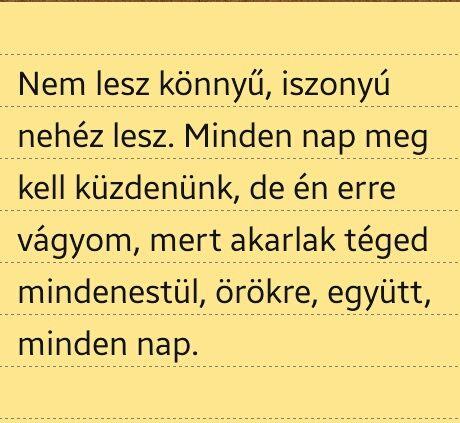 i love you idézetek magyarul magyar kép, idézet, szerelmünk lapjai, text, hungary | Life quotes