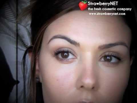 Maquillaje para diario con StrawberryNET – YouTube