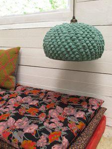 wool lampshade Desaccord