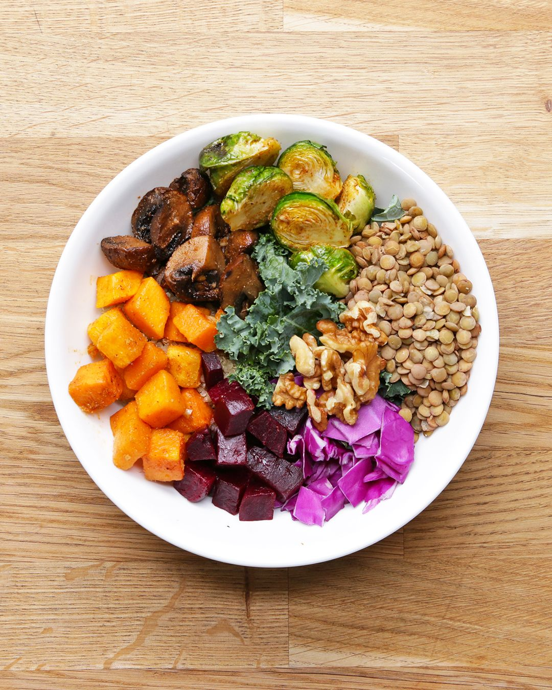 Energy Boosting Buddha Bowl