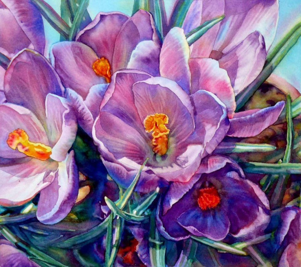 Jeannie Vodden: Watercolors