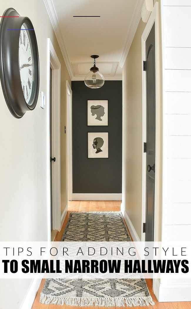 Hallway Update: How to Add Style to a Small Hallway Hallway Update: How to Add Style to a Small Hallway How to add style to a small hallway. A narrow hallway gets a sleek modern makeover with lots of contrast and texture. #hallway #moderndecor #modernfarmhouse #smallspaces #highcontrast #decor<br> How to add style to a small hallway. A narrow hallway gets a sleek modern makeover with lots of contrast and texture. #hallway #moderndecor #modernfarmhouse #smallspaces #highcontrast #decor