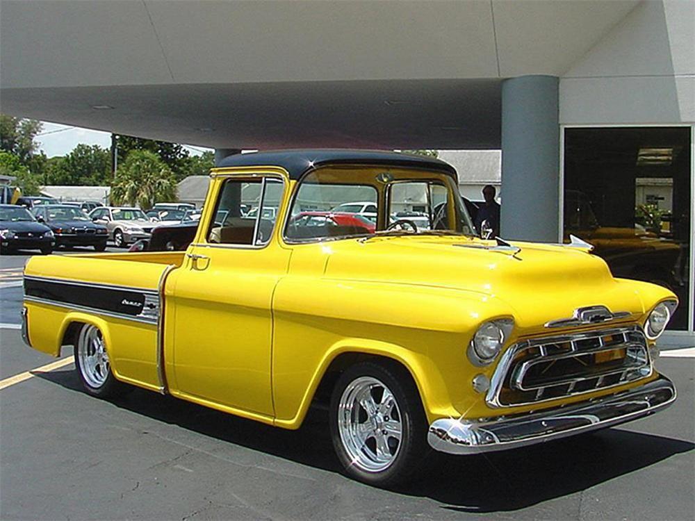 Chevy Cameo Pickup 1957
