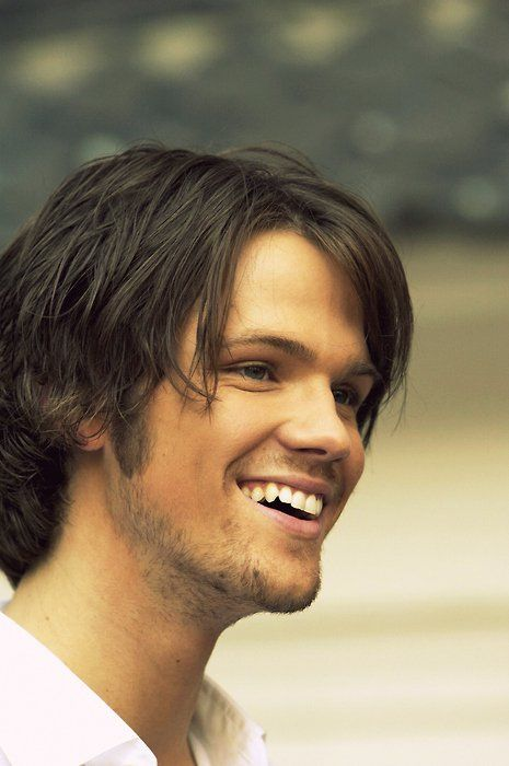 Happy Jared!  He has such a great smile.