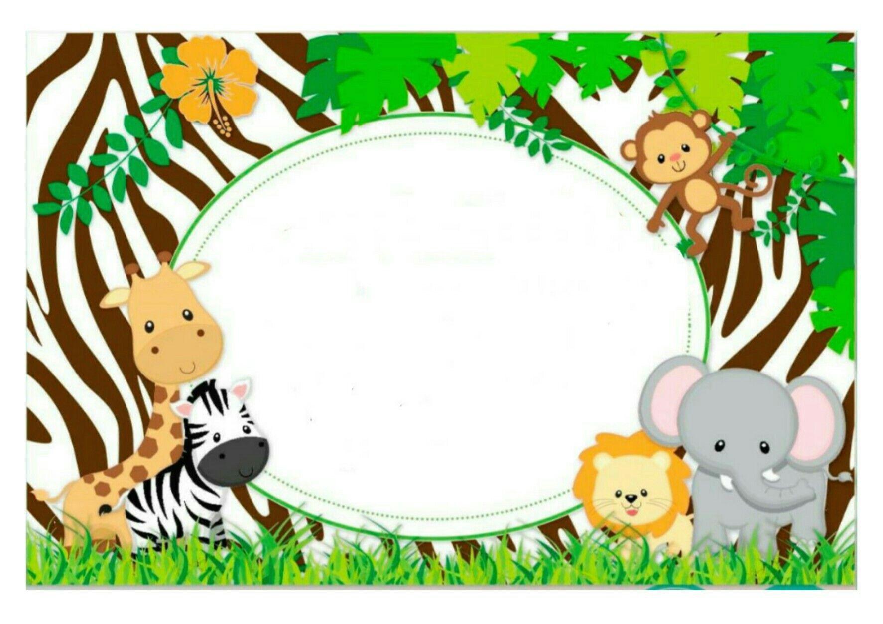 Pin By Jiely On Safari Theme