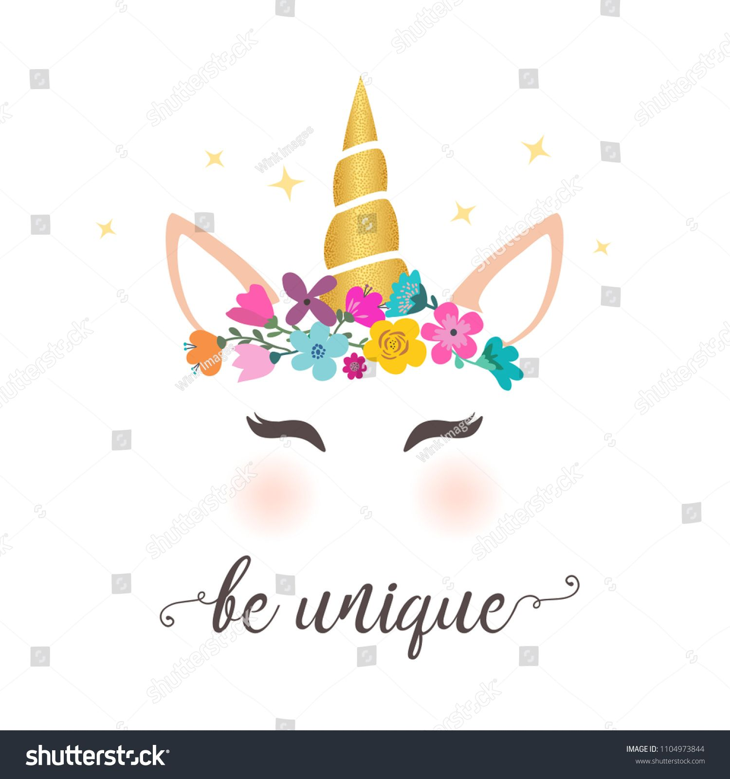 Cute Unicorn Vector Graphic Design Cartoon Unicorn Head With Flower Crown Illustration And Inscription Be Uniq Crown Illustration Cartoon Unicorn Cute Unicorn Cartoon earth with flower crown decor clipart vector royalty free how to draw a flower crown i draw fashion youtube flower crown royalty free vector image vectorstock 7pair ear clip on. cute unicorn vector graphic design