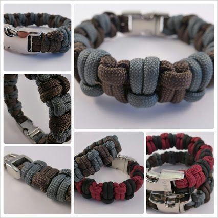Different Paracord Bracelet Designs Paracord Bracelet Designs