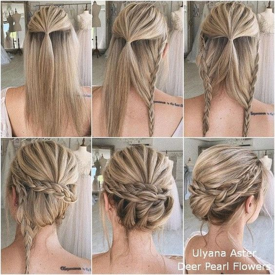 Photo of Diy – platted bun