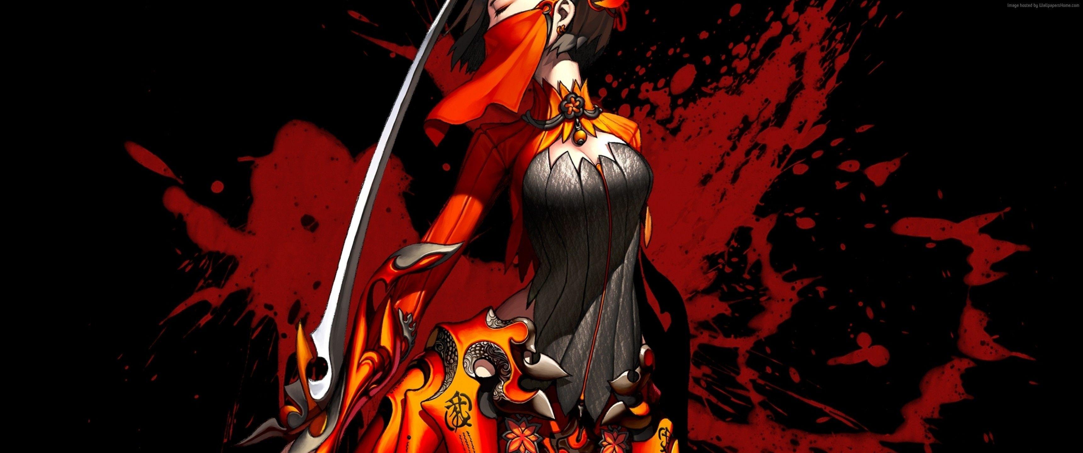 Blade Soul Best Games Mmorpg Fantasy Art Pc 4k Fantasy Art