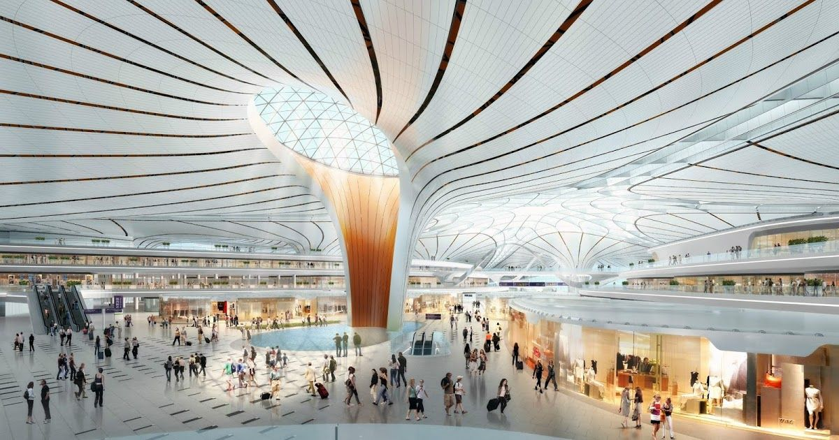Delta plans move to Beijing Daxing International Airport