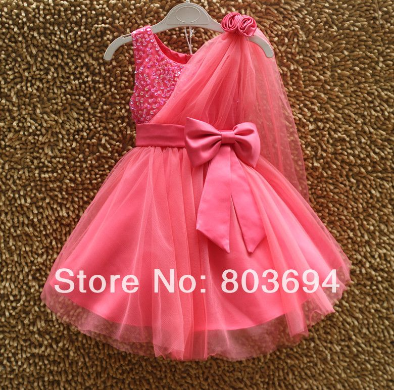 Aliexpress robe de ceremonie fille