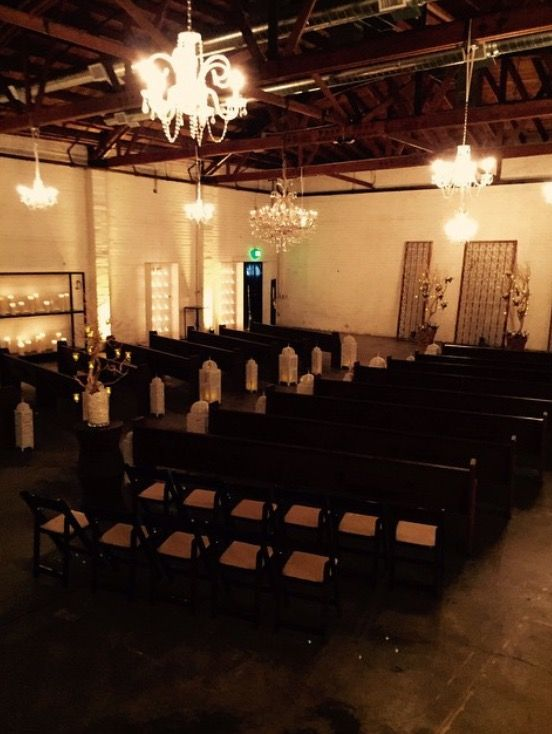 Ceremony Site At The Croft Downtown Would Decorate Diffely