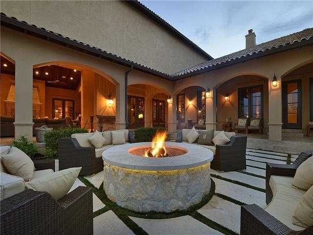 beautiful home hilltop estate in austin tx i love this on best large backyard ideas with attractive fire pit on a budget id=50871