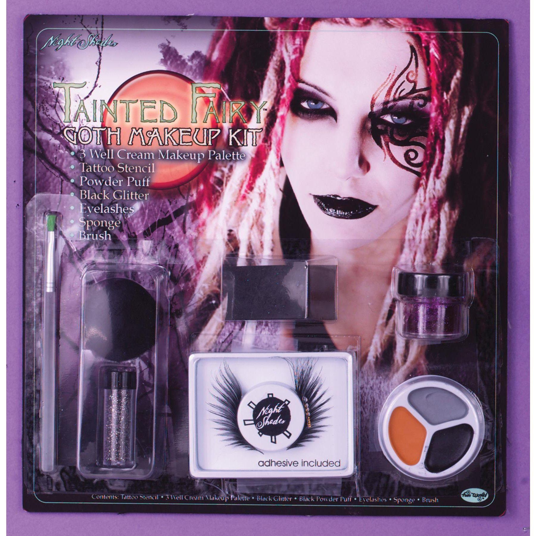 Goth Makeup Kit Tainted Fairy Makeup kit, Fairy makeup