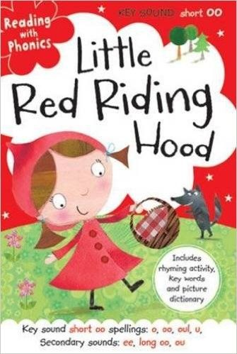 Little Red Riding Hood (reading with phonics) • English Wooks