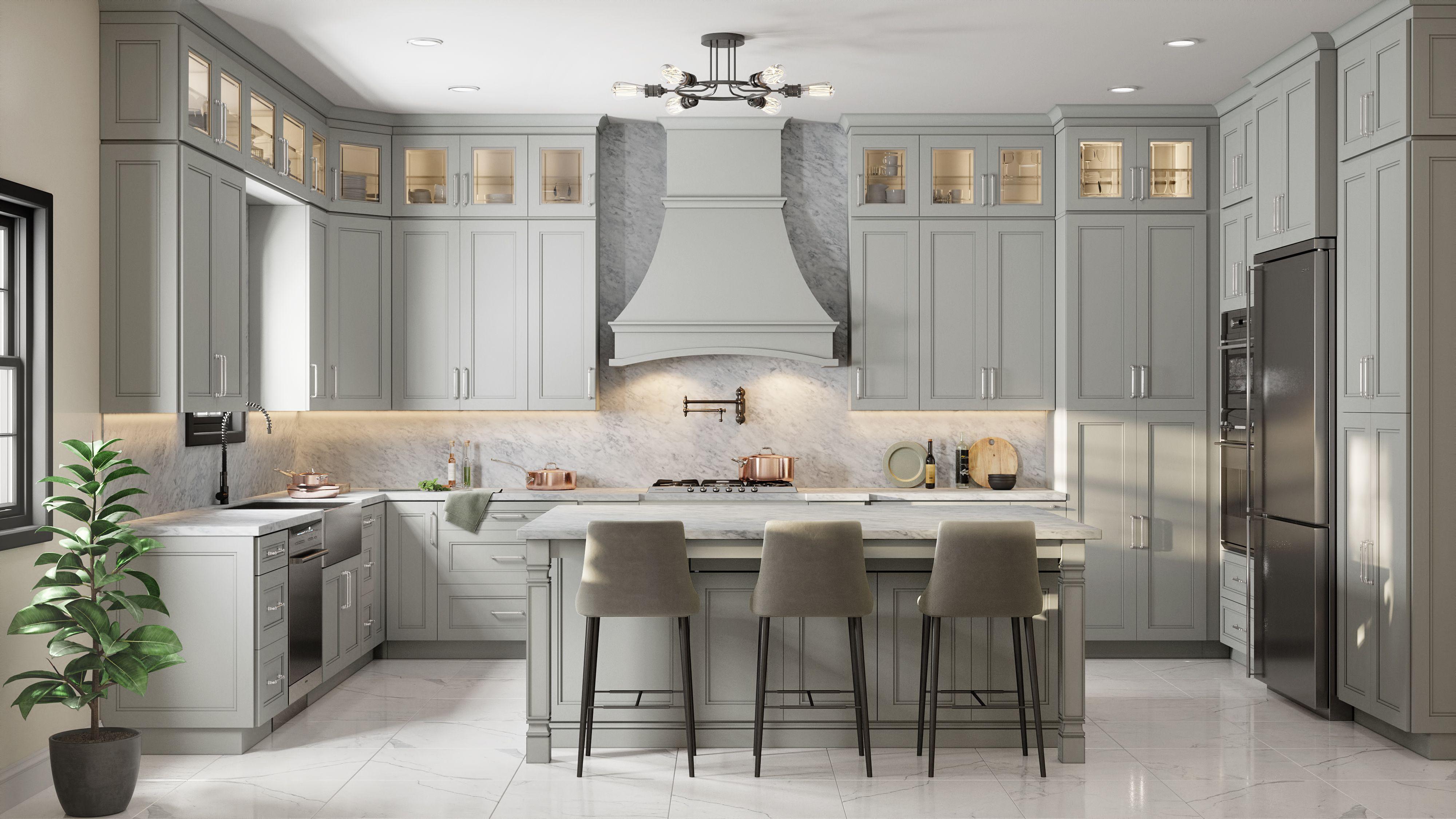 Kitchen Cabinets Online In 2020 Buy Kitchen Cabinets Online Online Kitchen Cabinets Grey Kitchen Cabinets