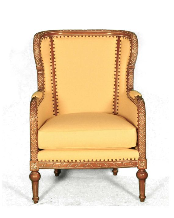 wingback chair | Wingback Chairs | Pinterest | Wingback ...