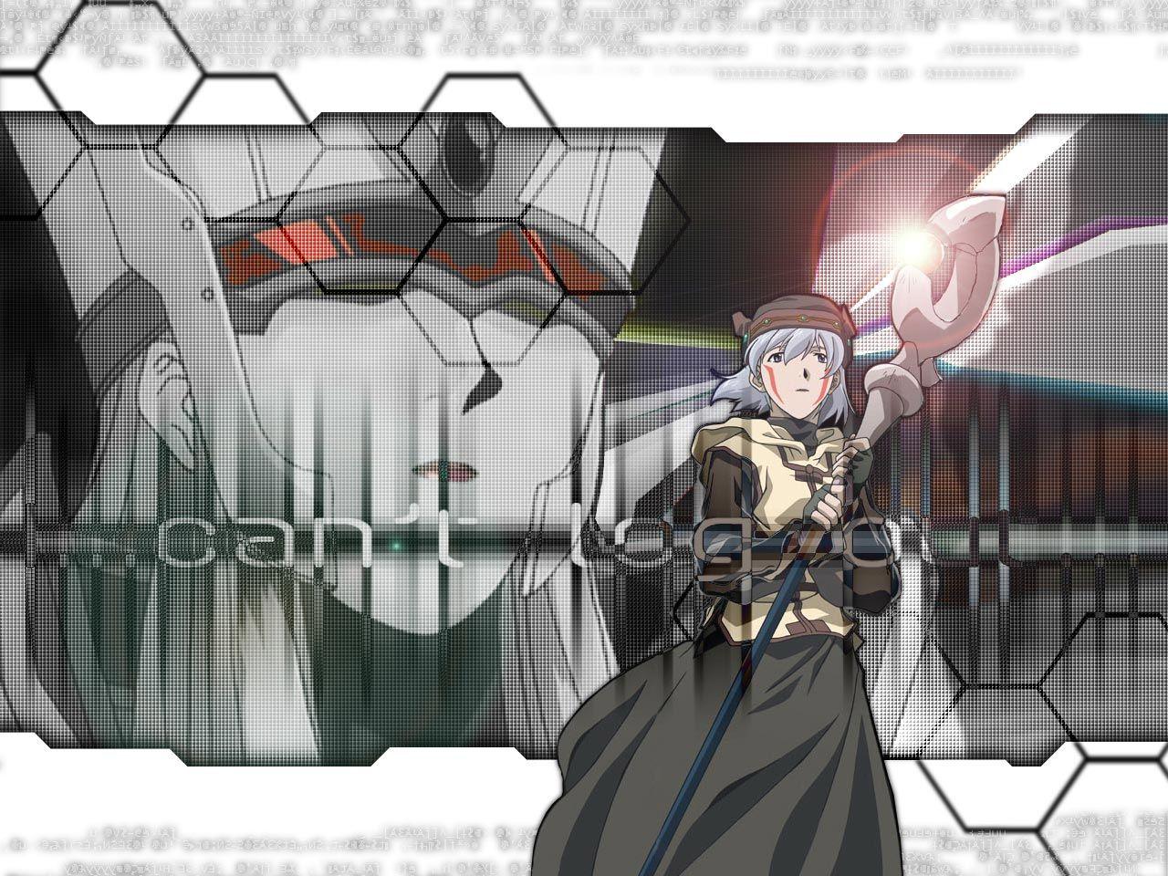 Tsukasa and Helba from .Hack//Sign Anime, Hacks, Manga