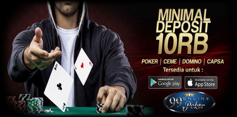 Menangkan Permainan di Domino Online Terpercaya Poker