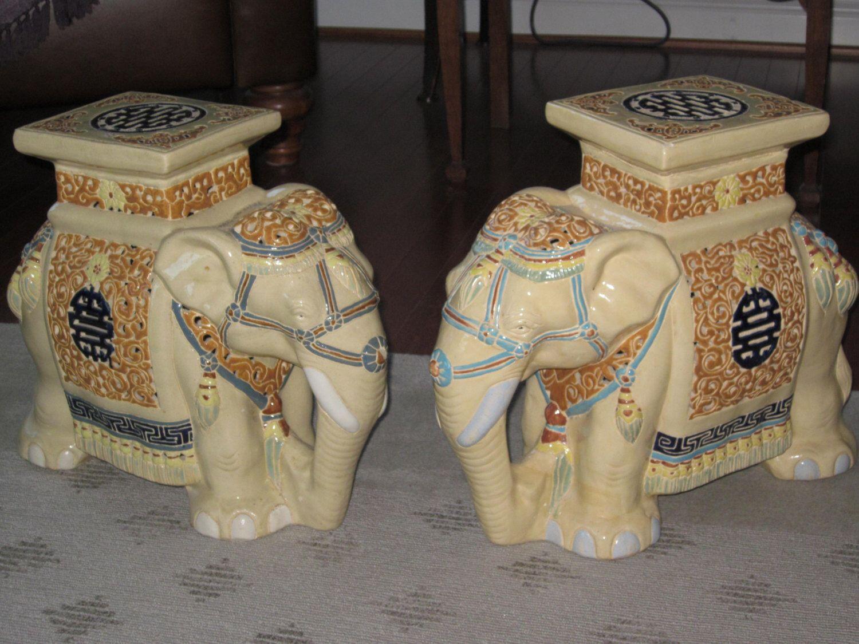 Pin By Laura Elizabeth On Decorgasm Ceramic Elephant