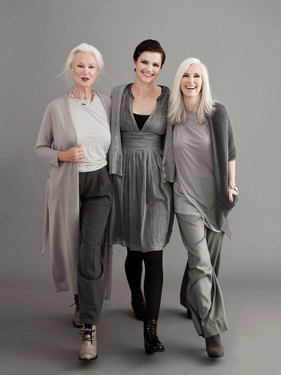 Hot clothing styles for mature