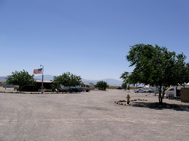 Tradewinds Rv Park Golden Valley Az Passport America Participating Campground Cool Places To Visit Rv Parks Vegas Activities