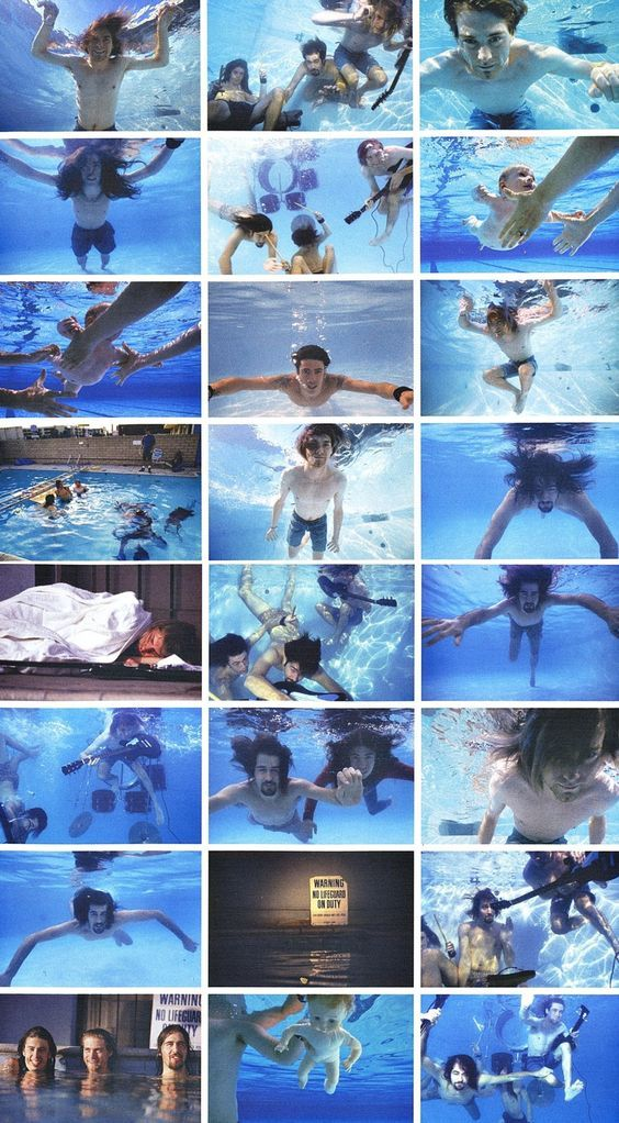 Nevermind outtakes