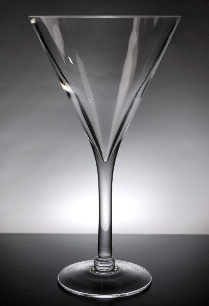 Large Martini Glass Vases 12 In 12 Each 3 For 11 Each House