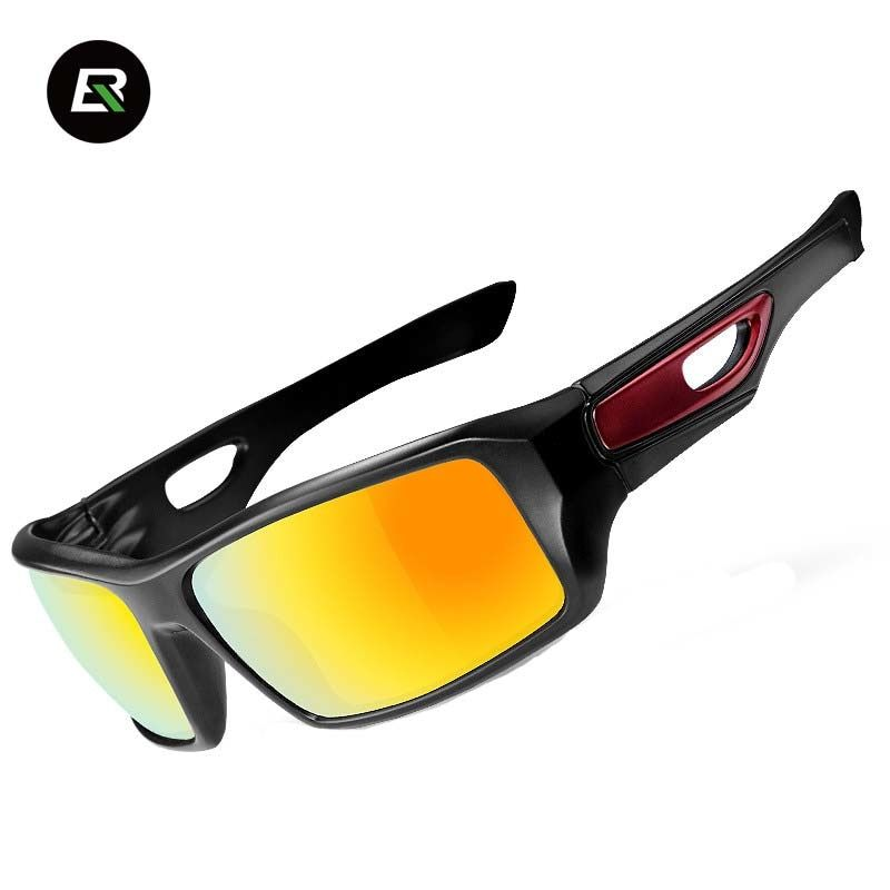 58eafa218a ROCKBROS HD Polarized Cycling Glasses 9 Layer Coating Riding Bicycle Bike  Sunglasses Driving Eyewear Outdoor Sports Goggles Review