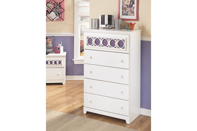 ASHLEY FURNITURE - Dresser for Payton The Zayley chest\u0027s crisp