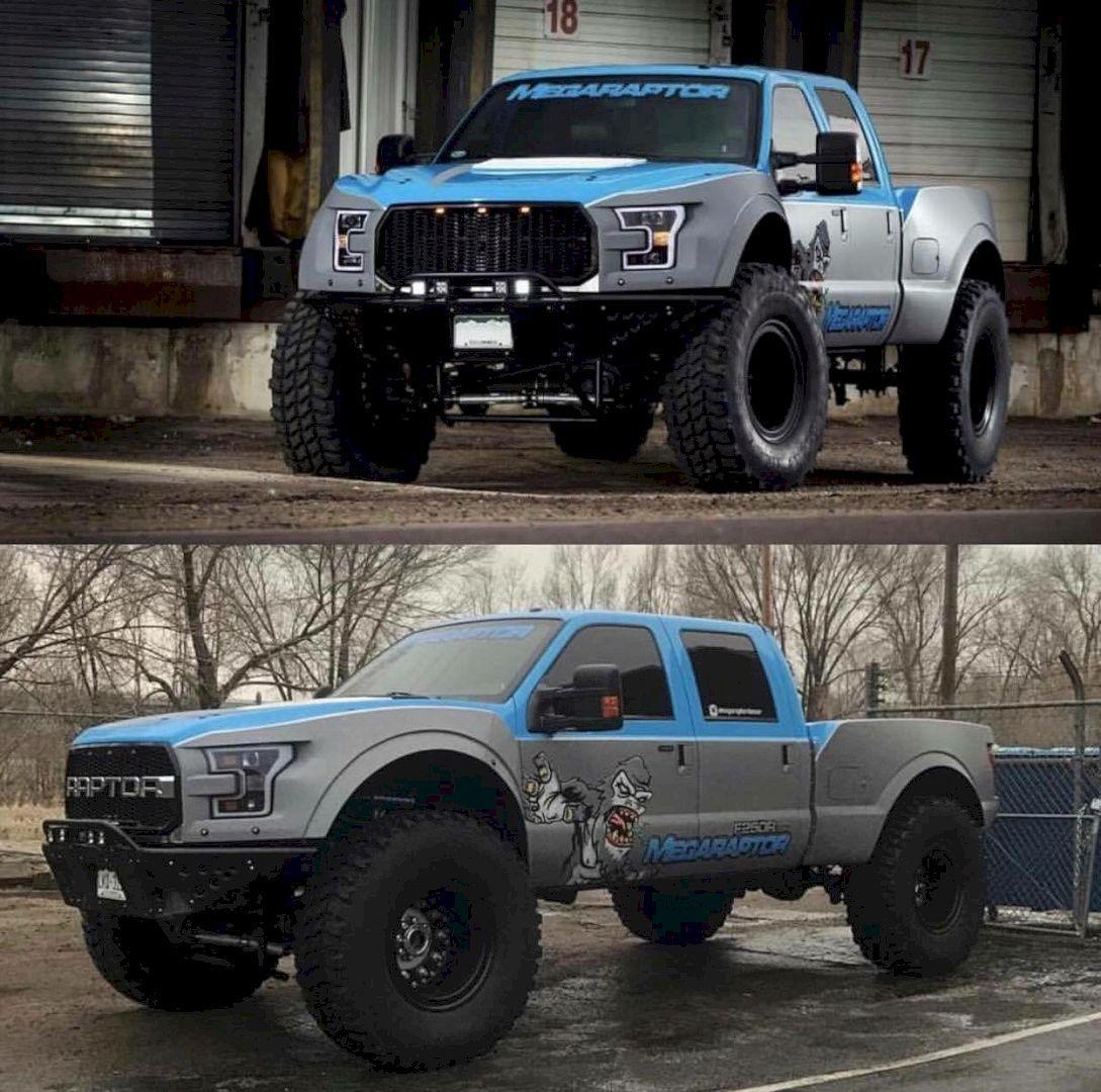 Ford Ranger Raptor Unleash The Beast Custom Trucks Suv Trucks Trucks