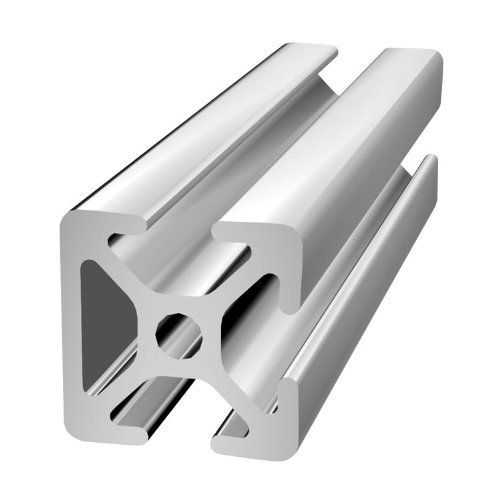 80//20 Inc 40mm x 40mm Mono-Slotted T-Slot Aluminum 40 Series 40-4001 x 2440mm N