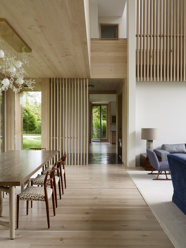 Photo of BRIDGEHAMPTON HOUSE | James Merrell Architects P.C. | Archin